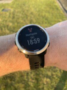 Personlige 5 km rekord